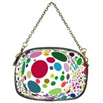 Color Ball Chain Purses (One Side)