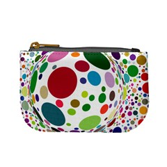 Color Ball Mini Coin Purses by Mariart
