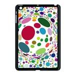 Color Ball Apple iPad Mini Case (Black)