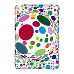 Color Ball Apple iPad Mini Hardshell Case (Compatible with Smart Cover)