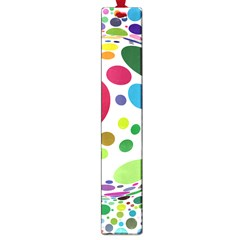 Color Ball Large Book Marks by Mariart