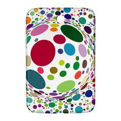 Color Ball Samsung Galaxy Note 8 0 N5100 Hardshell Case  by Mariart
