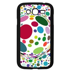 Color Ball Samsung Galaxy Grand Duos I9082 Case (black)