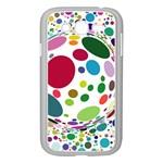 Color Ball Samsung Galaxy Grand DUOS I9082 Case (White)