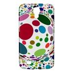 Color Ball Samsung Galaxy Mega 6.3  I9200 Hardshell Case