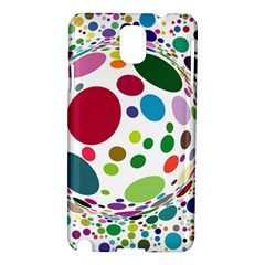 Color Ball Samsung Galaxy Note 3 N9005 Hardshell Case