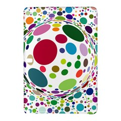 Color Ball Samsung Galaxy Tab Pro 10 1 Hardshell Case