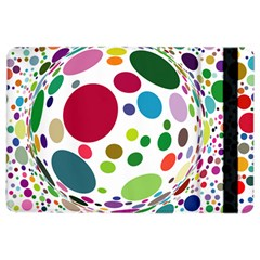 Color Ball Ipad Air 2 Flip by Mariart
