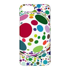 Color Ball Apple Iphone 7 Plus Hardshell Case by Mariart