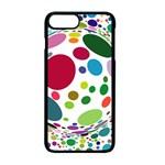 Color Ball Apple iPhone 7 Plus Seamless Case (Black)