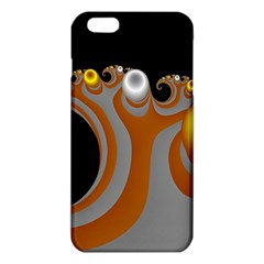 Classic Mandelbrot Dimpled Spheroids Iphone 6 Plus/6s Plus Tpu Case by Simbadda