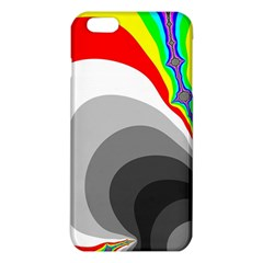 Background Image With Color Shapes Iphone 6 Plus/6s Plus Tpu Case