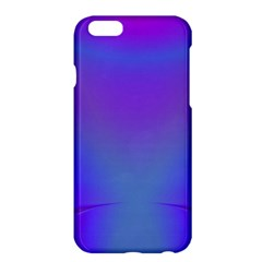 Violet Fractal Background Apple Iphone 6 Plus/6s Plus Hardshell Case by Simbadda