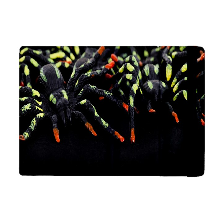 Colorful Spiders For Your Dark Halloween Projects Apple iPad Mini Flip Case