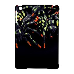 Colorful Spiders For Your Dark Halloween Projects Apple Ipad Mini Hardshell Case (compatible With Smart Cover) by Simbadda
