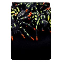 Colorful Spiders For Your Dark Halloween Projects Flap Covers (s)  by Simbadda