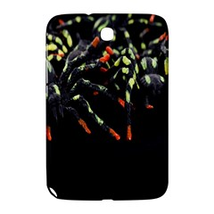 Colorful Spiders For Your Dark Halloween Projects Samsung Galaxy Note 8 0 N5100 Hardshell Case  by Simbadda