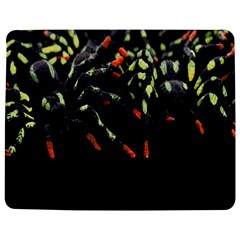 Colorful Spiders For Your Dark Halloween Projects Jigsaw Puzzle Photo Stand (rectangular) by Simbadda