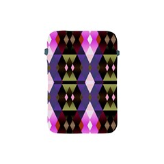 Geometric Abstract Background Art Apple iPad Mini Protective Soft Cases