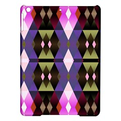 Geometric Abstract Background Art Ipad Air Hardshell Cases by Simbadda
