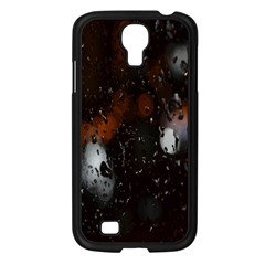 Lights And Drops While On The Road Samsung Galaxy S4 I9500/ I9505 Case (black) by Simbadda