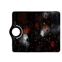 Lights And Drops While On The Road Kindle Fire Hdx 8 9  Flip 360 Case by Simbadda