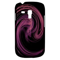 A Pink Purple Swirl Fractal And Flame Style Galaxy S3 Mini by Simbadda