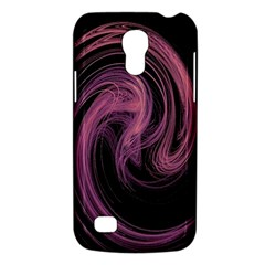 A Pink Purple Swirl Fractal And Flame Style Galaxy S4 Mini by Simbadda