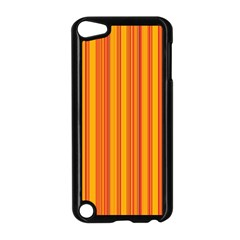 Lines Apple Ipod Touch 5 Case (black) by Valentinaart