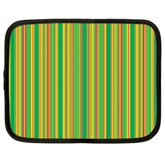 Lines Netbook Case (xxl)  by Valentinaart