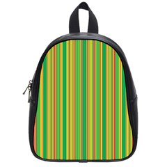 Lines School Bags (small)  by Valentinaart