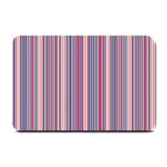 Lines Small Doormat  by Valentinaart