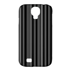 Lines Samsung Galaxy S4 Classic Hardshell Case (pc+silicone) by Valentinaart