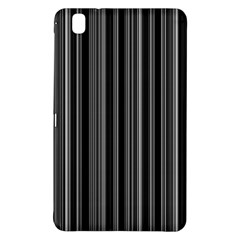 Lines Samsung Galaxy Tab Pro 8 4 Hardshell Case by Valentinaart