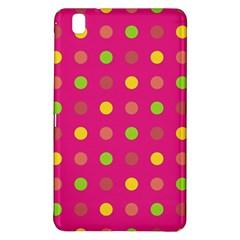 Polka Dots  Samsung Galaxy Tab Pro 8 4 Hardshell Case by Valentinaart