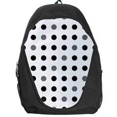 Polka Dots  Backpack Bag