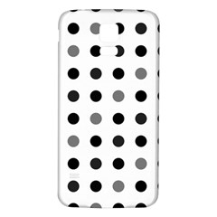 Polka Dots  Samsung Galaxy S5 Back Case (white) by Valentinaart