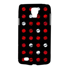 Polka Dots  Galaxy S4 Active by Valentinaart