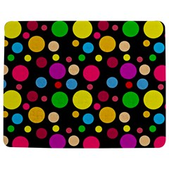 Polka Dots Jigsaw Puzzle Photo Stand (rectangular) by Valentinaart
