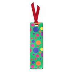 Polka Dots Small Book Marks by Valentinaart