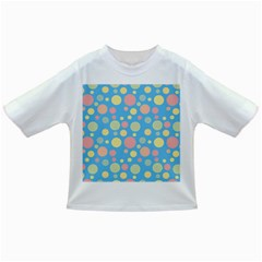 Polka Dots Infant/toddler T Shirts by Valentinaart