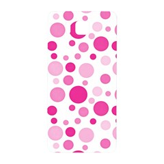 Polka Dots Samsung Galaxy Alpha Hardshell Back Case by Valentinaart