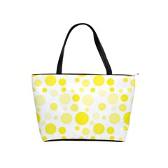 Polka Dots Shoulder Handbags