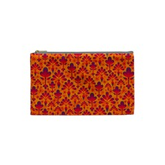 Pattern Cosmetic Bag (small)  by Valentinaart