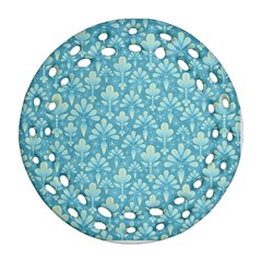 Pattern Ornament (round Filigree) by Valentinaart