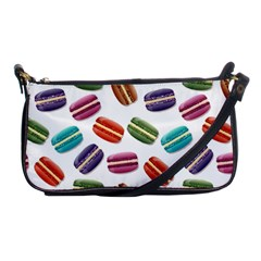 Macaroons  Shoulder Clutch Bags by Valentinaart