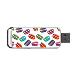 Macaroons  Portable Usb Flash (two Sides) by Valentinaart