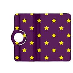 Stars Pattern Kindle Fire Hdx 8 9  Flip 360 Case by Valentinaart