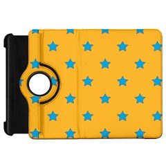 Stars Pattern Kindle Fire Hd 7  by Valentinaart