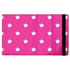 Stars Pattern Apple Ipad 3/4 Flip Case by Valentinaart